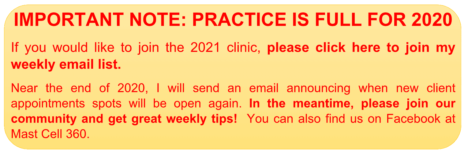 Practice is Full! Please click here for the waiting list.