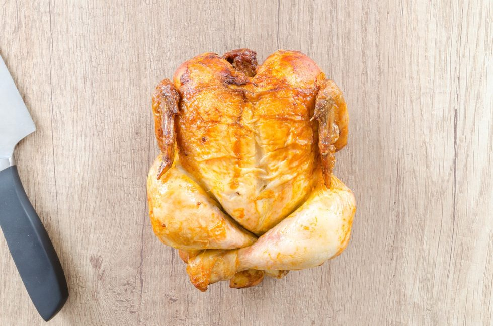 Super Easy Low Histamine Roast Chicken (also Low Oxalate, Low Lectin) Mast Cell 360