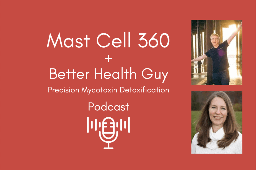 Better Health Guy Precision Mycotoxin Detoxification Podcast