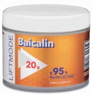 Baicalin Chinese Skullcap Extract Powder