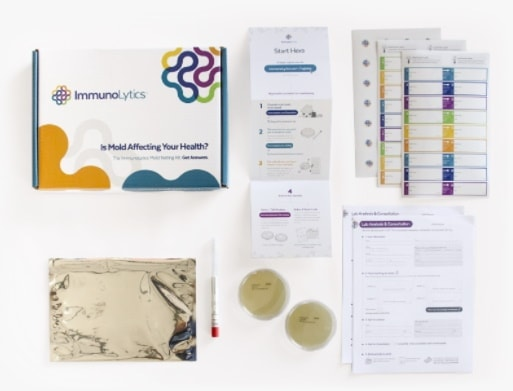 Immunolytics Mold Testing Kit