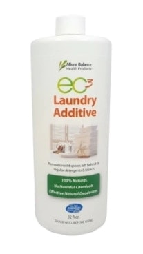 Mold Removing Laundry Additive