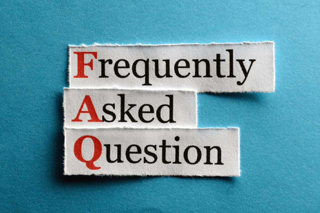 Mast Cell 360 FAQ