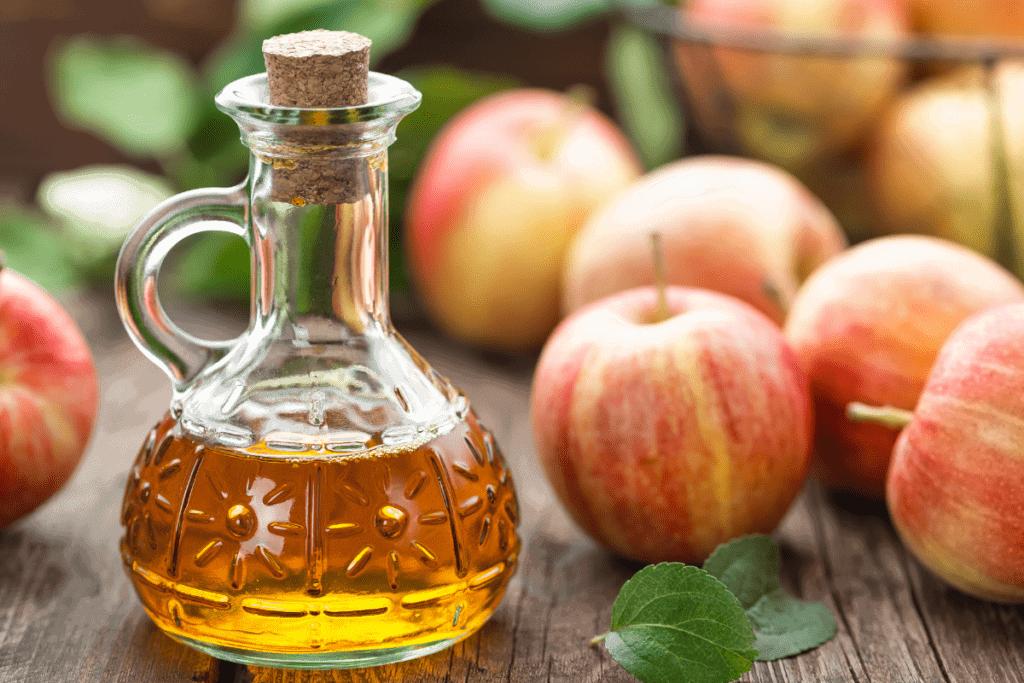 Apple Cider Vinegar Mast Cell 360