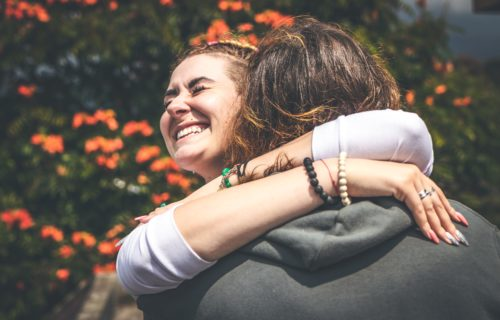Mast Cell 360 Hugs with Our Words Project for people with Mast Cell Activation Syndrome and Histamine Intolerance