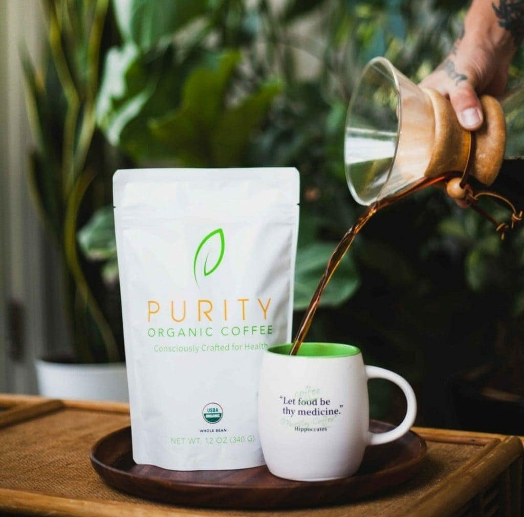 Purity Coffee Mast Cell 360