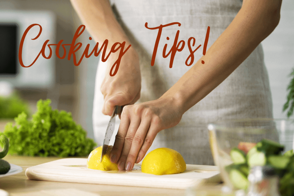 Cooking Tips Mast Cell 360