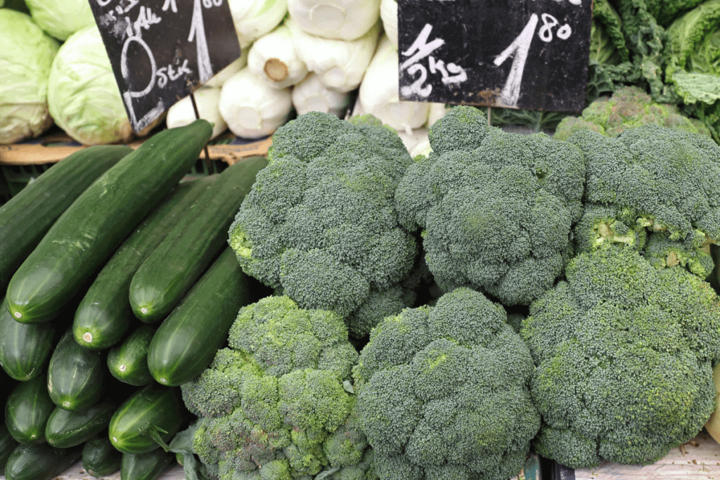 Broccoli & Cuke Mast Cell 360