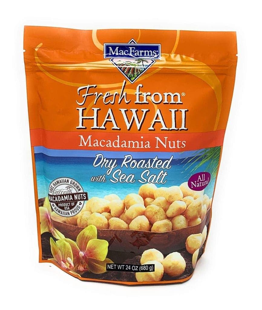 Macadamias Mast Cell 360