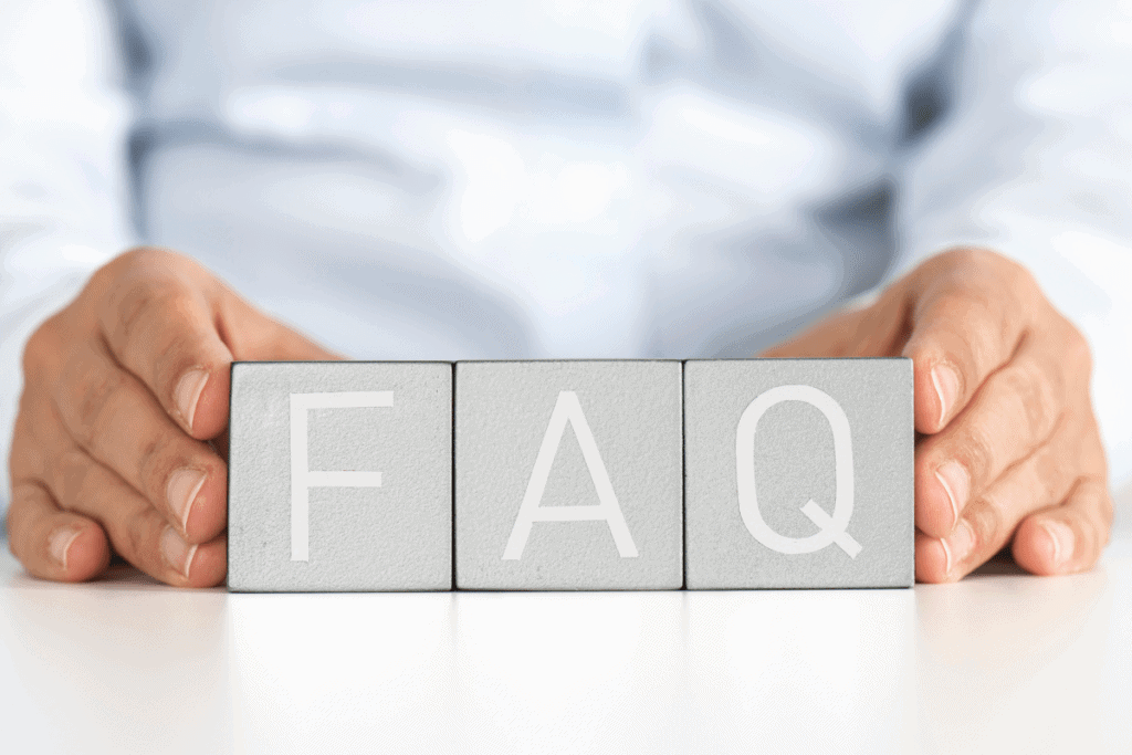 FAQ Mast Cell 360