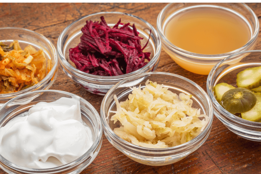 Fermented Foods Mast Cell 360
