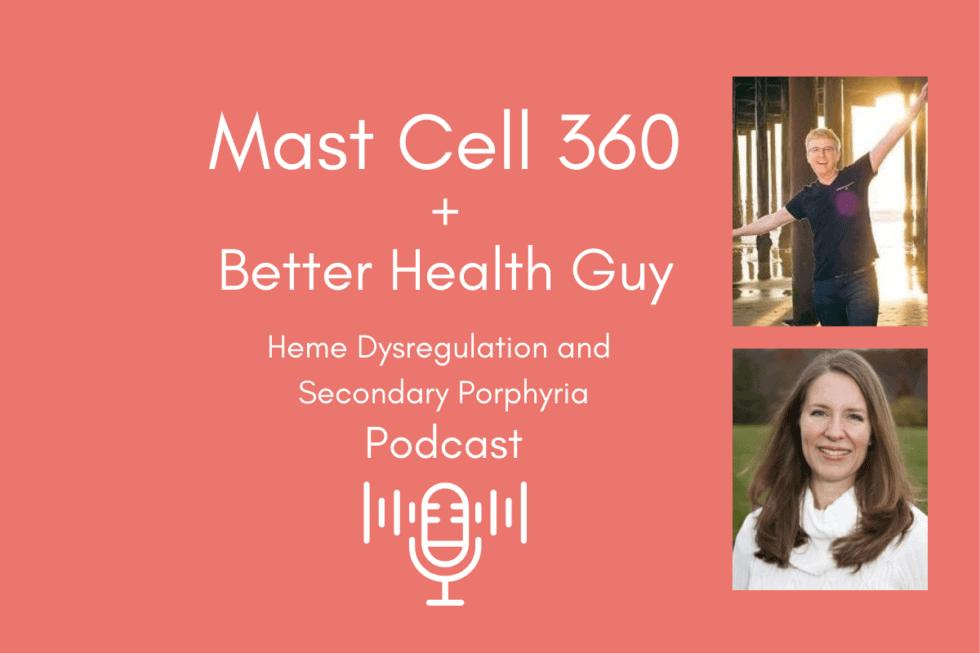 Better Health Guy Heme Dysregluation Podcast