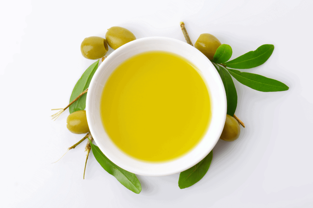 Dish of Olive Oil Mast Cell 360