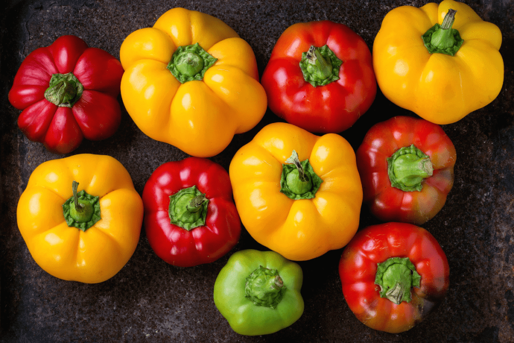 Peppers High Lectin Mast Cell 360