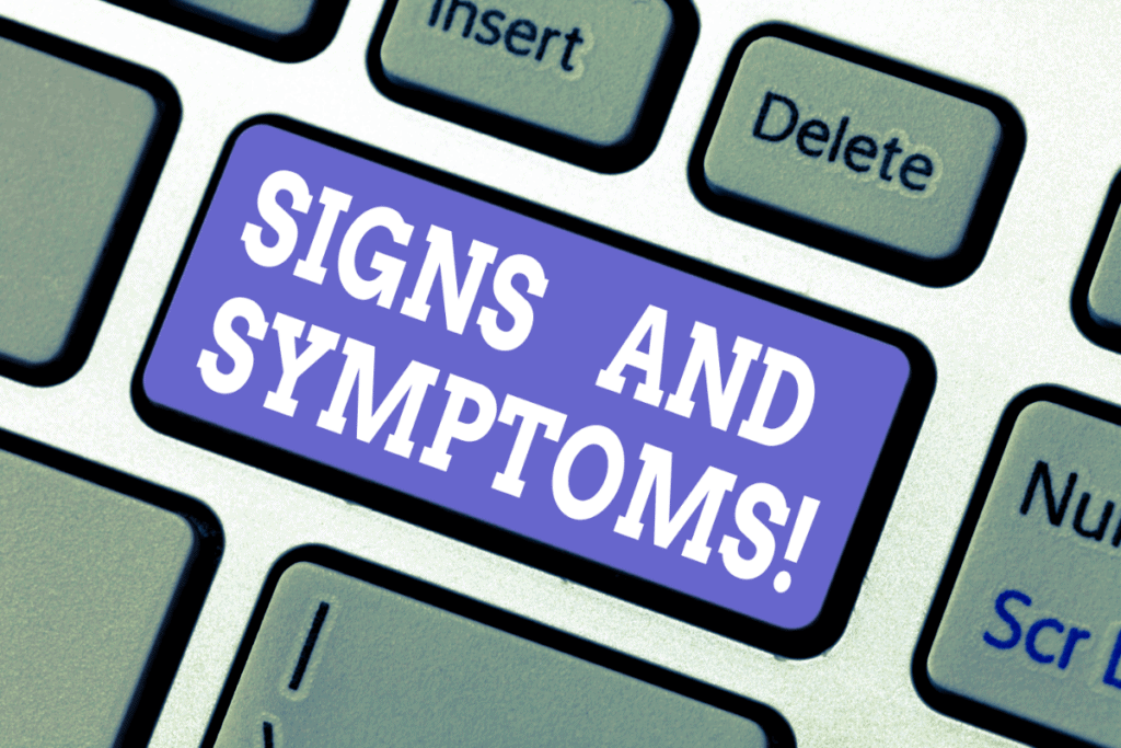 Signs and Symptoms Mast Cell 360